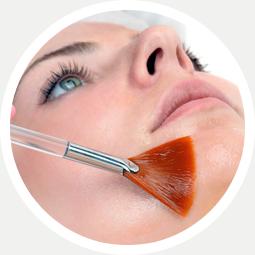 Peeling du visage à La Baule et Nantes - Dr Potet
