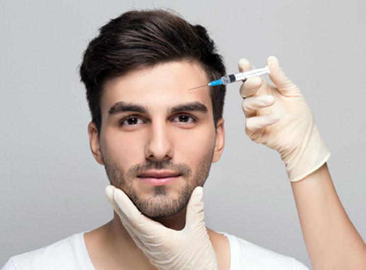 Médecine esthétique pou rles hommes à la Baule - Dr Potet