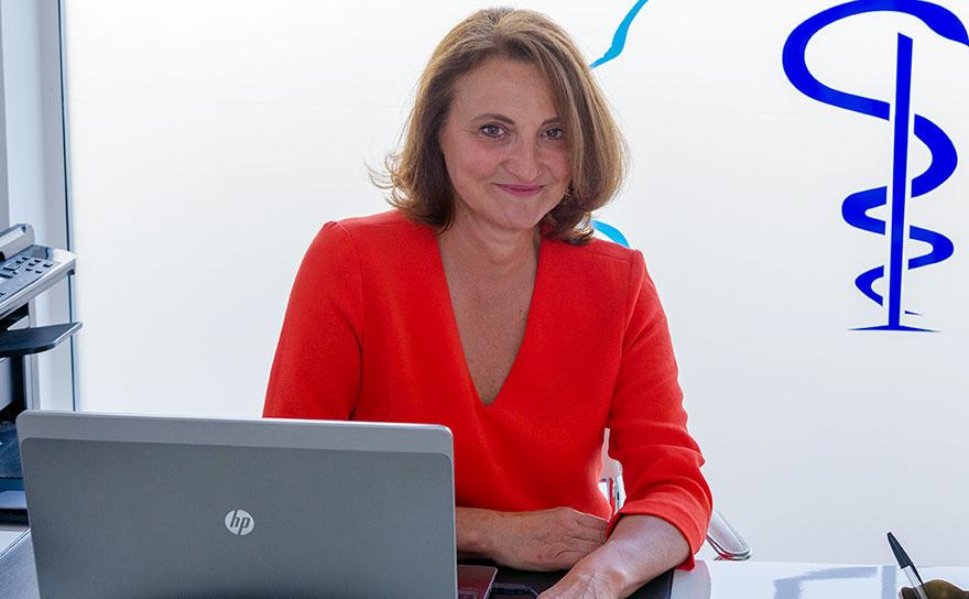 Dr Corinne Potet, médecin esthétique à La Baule